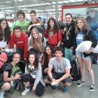 2013/07/03 Salida de Bilbao e inicio de la aventura